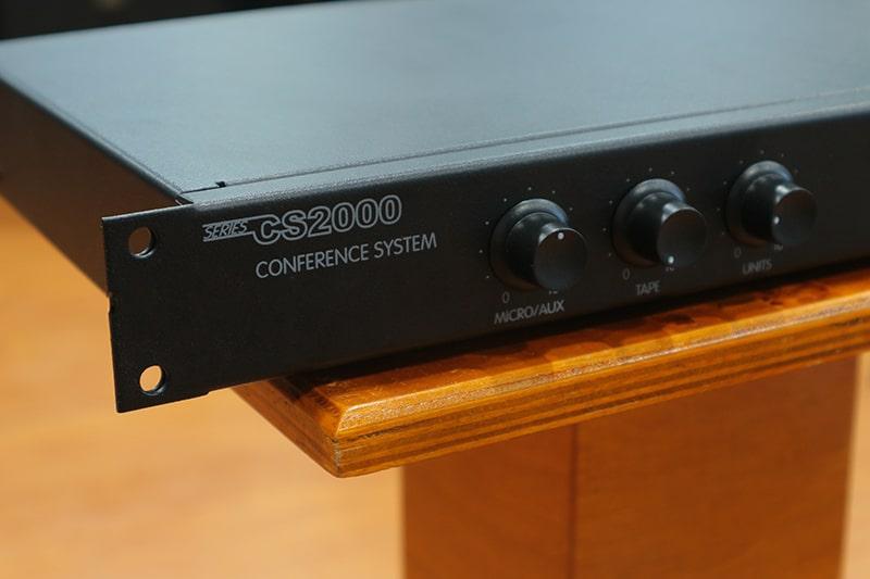 Hệ thống nút điều chỉnh của Paso CS2080