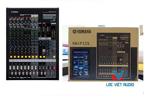 Hình ảnh bàn mixer yamaha MGP12X