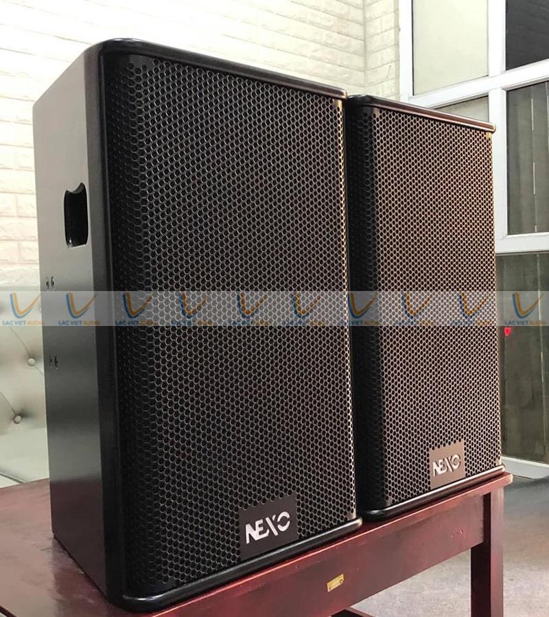 Hình ảnh thực tế loa nexo Ps12 chất lượng cao tại Lạc Việt Audio