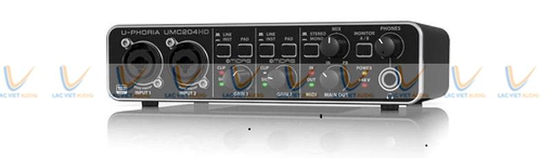 Hộp audio rack Behringer S16