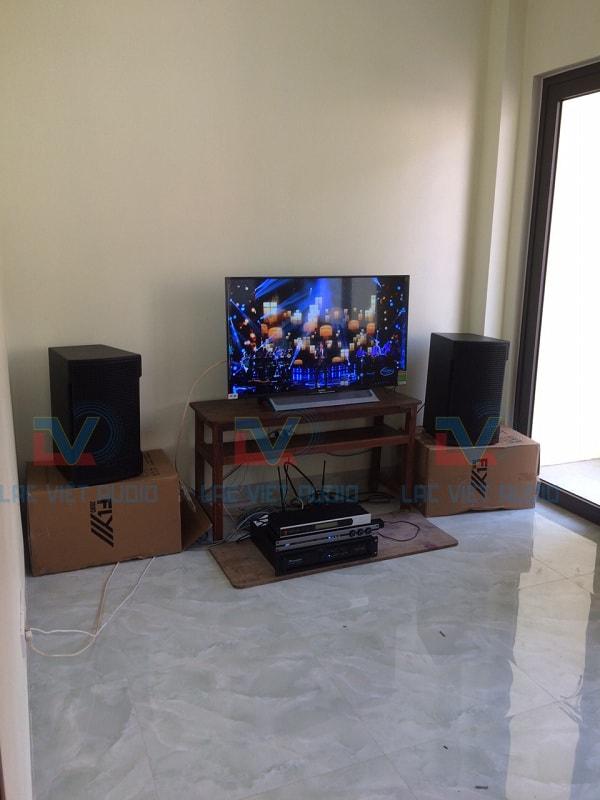 Bộ dàn karaoke chất lượng hoàn hảo, thiết kế sản phẩm đẹp