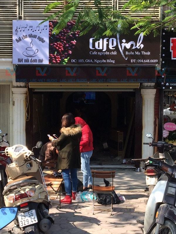 Quán cà phê Linh's cafe