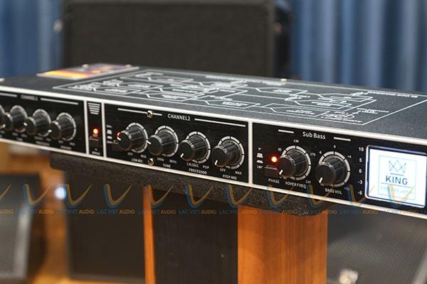 Khả năng tái tạo âm thanh và hỗ trợ giọng hát của King HP-100