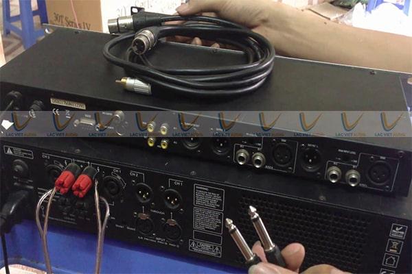 Kiểm tra tín hiệu nguồn và cổng kết nối