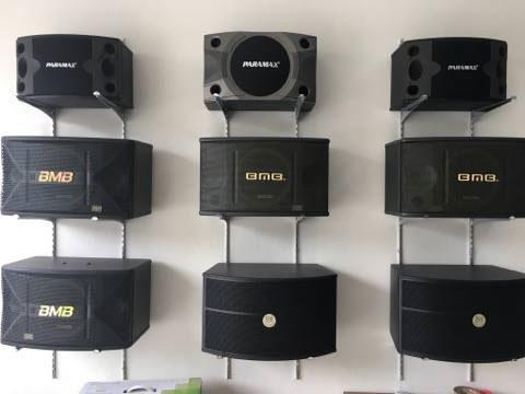 CTCP âm thanh Lạc Việt chuyên loa karaoke bãi