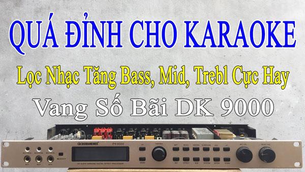 Lạc Việt Audio chuyên bán vang số karaoke bãi chất lượng