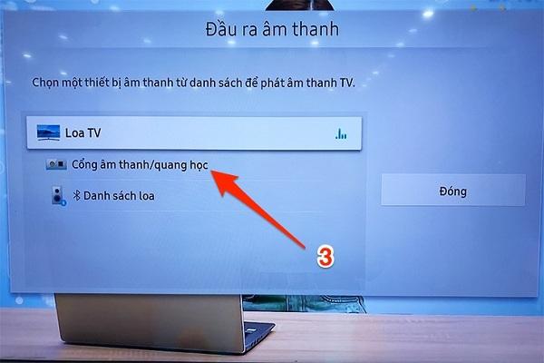 Cách kết nối từ tivi sang amply