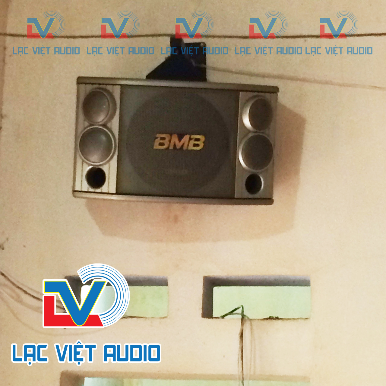 Chất âm BMB 850 bãi rất tuyệt vời, được nhiều người tin tưởng sử dụng