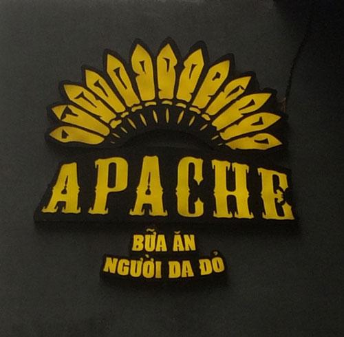 Lắp đặt âm thanh cho quán ăn APACHE