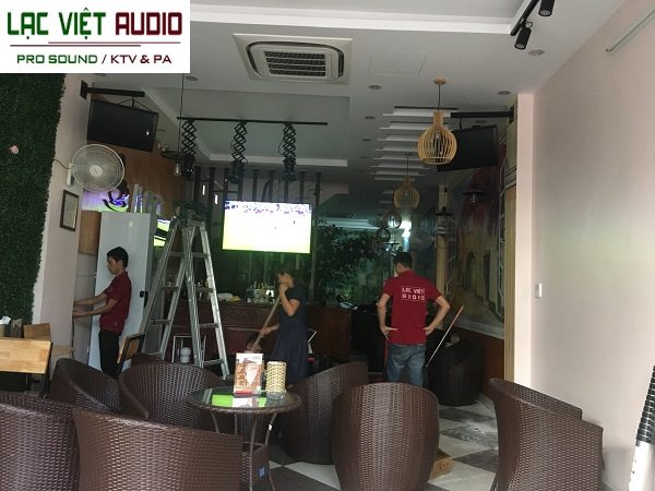 Treo loa karaoke JD PR12