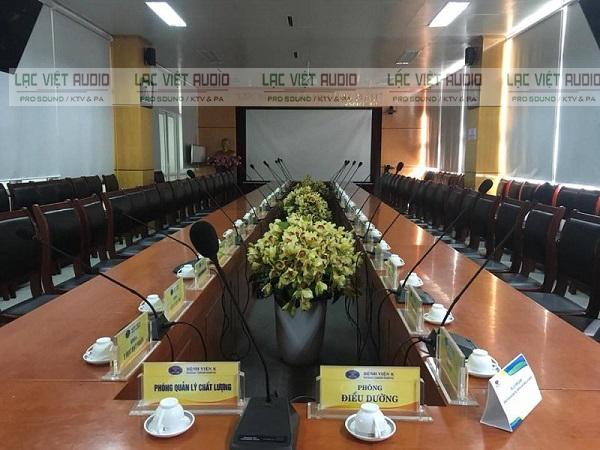 Âm thanh phòng họp DB được ứng dụng rộng rãi và nhận được nhiều phản hồi tích cực