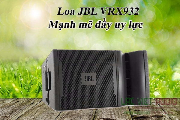 loa JBL VRX932