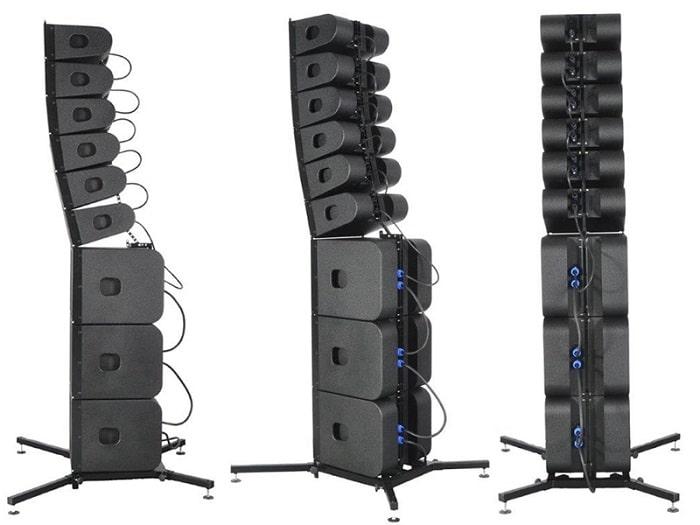 Loa array PL-audio LA 206