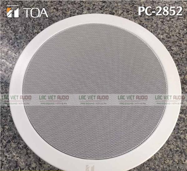 Mua các sản phẩm loa Toa PC-2852 chính hãng giá tốt tại Lạc Việt Audio