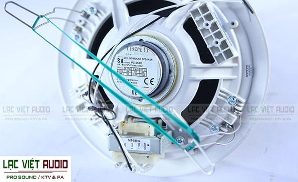 Mua các sản phẩm loa âm trần TOA PC 658R chính hãng giá tốt tại Lạc Việt Audio