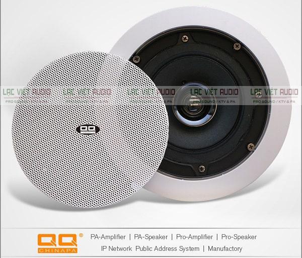 Loa âm trần Bluetooth LTH-8315TS có thiết kế đẹp mắt, sang trọng