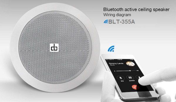 Loa âm trần Bluetooth DB BLT-255A chính hãng