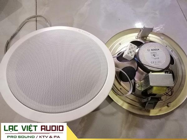Loa âm trần LBC 3099/41 chính hãng từ thương hiệu âm thanh Bosch của Đức