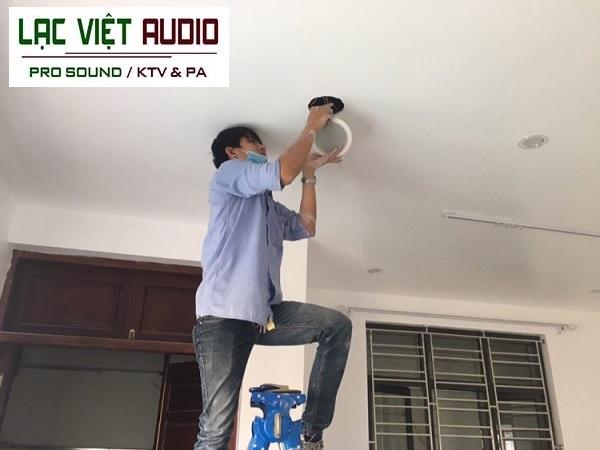 Loa âm trần DB TS301 được lắp đặt ở hầu hết các tòa nhà văn phòng ở Hà Nội và TPHCM