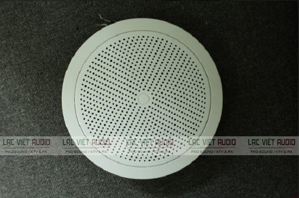 Các thiết bị loa âm trần DB được đánh giá cao về chất lượng âm thanh và độ bền