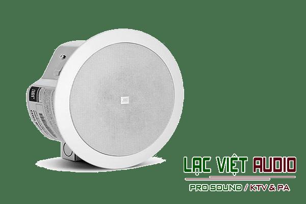 Loa âm trần JBL được dùng phổ biến trong hệ thống âm thanh thông báo