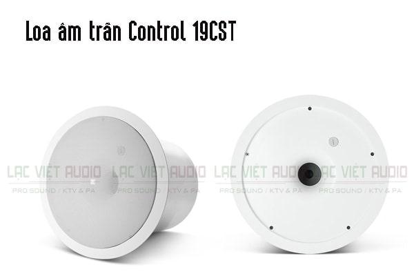 Thiết kế tinh tế và hiện đại của loa âm trần JBL Control 19CST