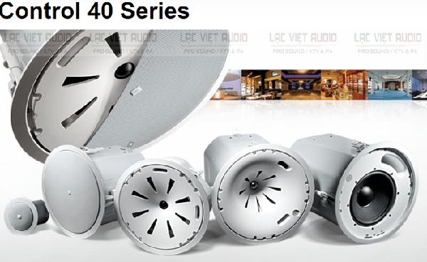 Loa JBL âm trần Control 40 Series