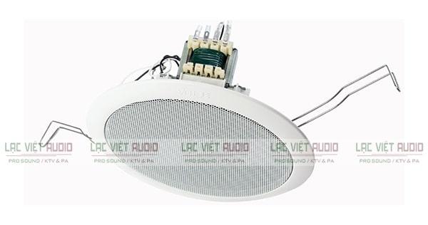 Loa Toa PC-648R được đánh giá là dòng loa âm trần TOA 6W tốt nhất