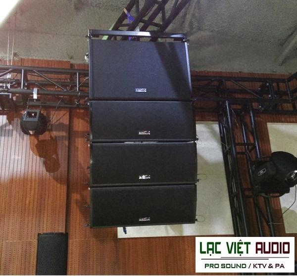 Loa array Admark chính hãng tại Lạc Việt Audio