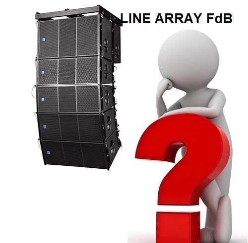 Loa array FdB là gì?