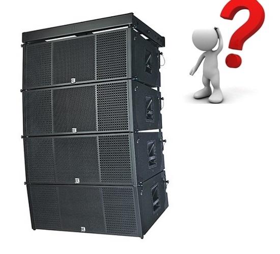Một cặp loa array giá bao nhiêu?