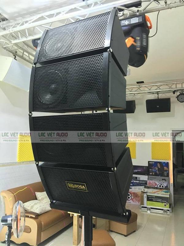 Loa array mini bãi hàng chính hãng được nhập khẩu nguyên chiếc từ nước ngoài