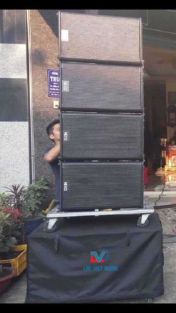 Loa Line Array chất lượng cao Lạc Việt Audio