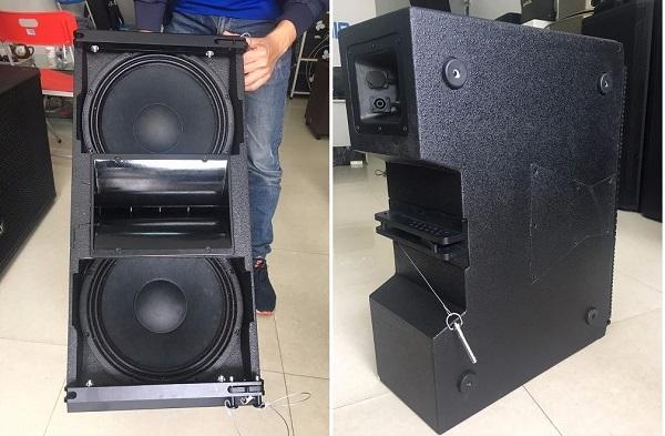 Một dòng loa array db chính hãng chất lượng cao tại Lạc Việt Audio