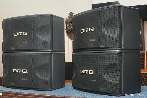 Loa BMB 450 MKII bãi xịn dành cho karaoke gia đình