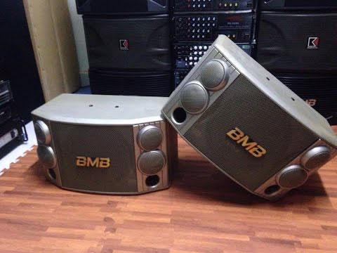Loa BMB 850 bãi Malaysia