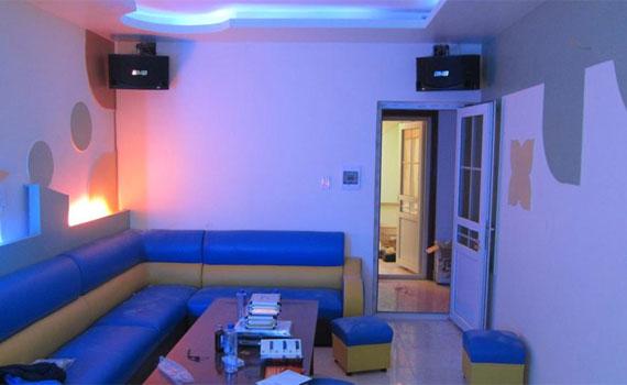 Loa BMB CSN 455E lắp cho phòng karaoke chuyên nghiệp