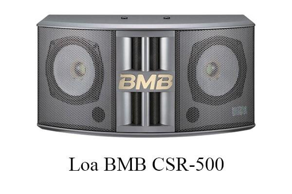 Loa karaoke BMB CSR -500