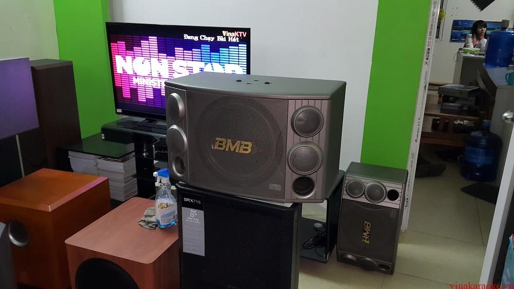 Loa BMB CSX 1000SE tại showroom