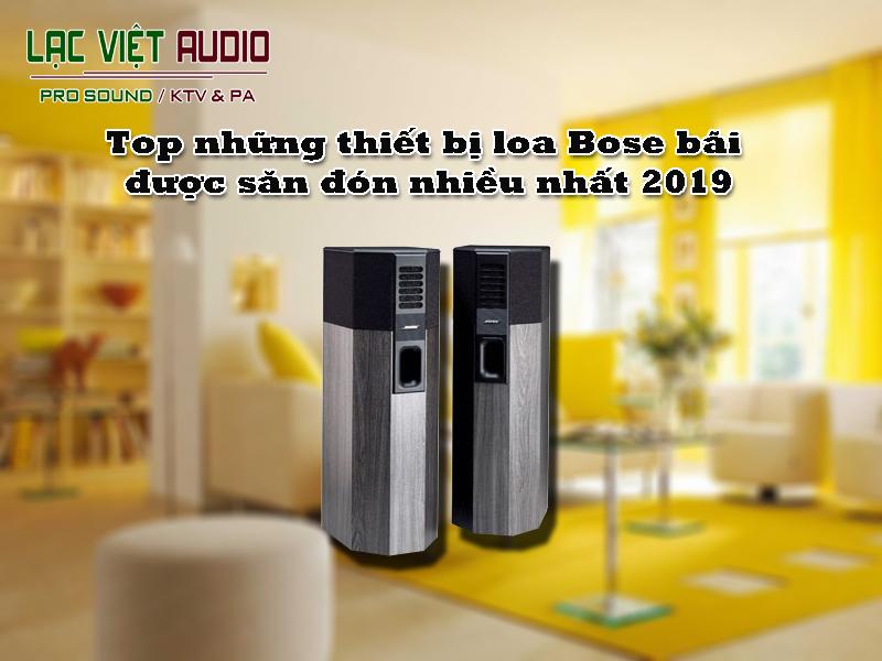 Loa bose 701 có chất lượng âm thanh cực hay