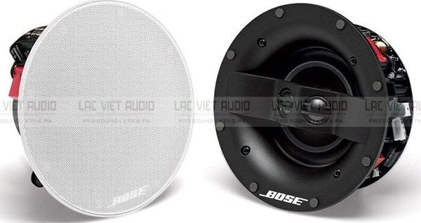 Hệ thống loa Bose âm trần tương đối khó lắp đặt