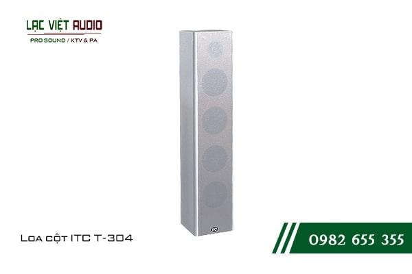 Loa cột ITC T304 được đánh giá cao về chất lượng âm thanh