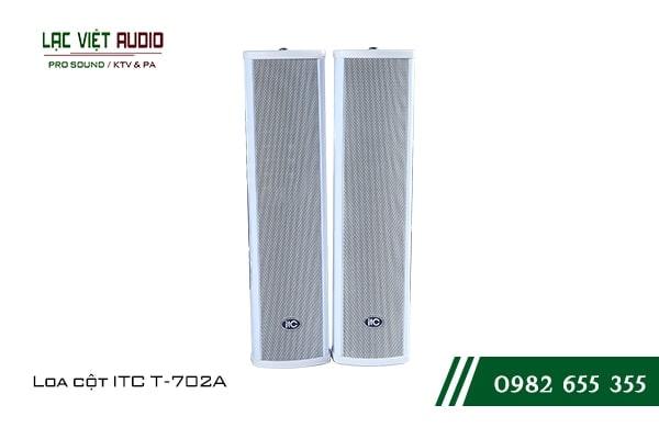 Loa cột ITC T702A được đánh giá cho chất lượng âm thanh vượt trội