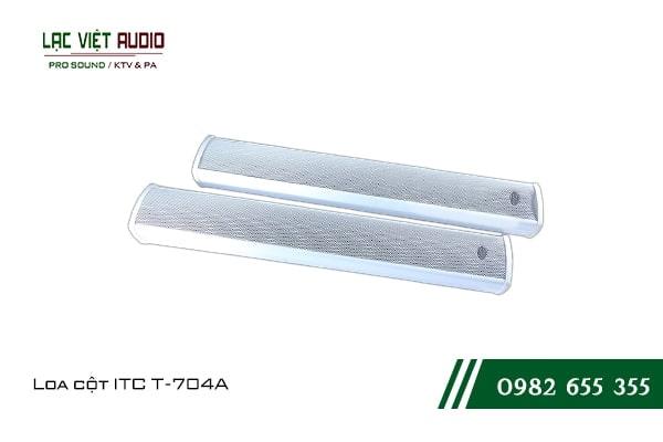 Loa cột ITC T704A được người dùng đánh giá cao về chất lượng sản phẩm