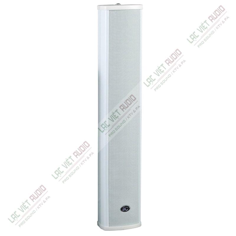 Loa cột ITC T703A được dùng phổ biến trong hệ thống âm thanh thông báo