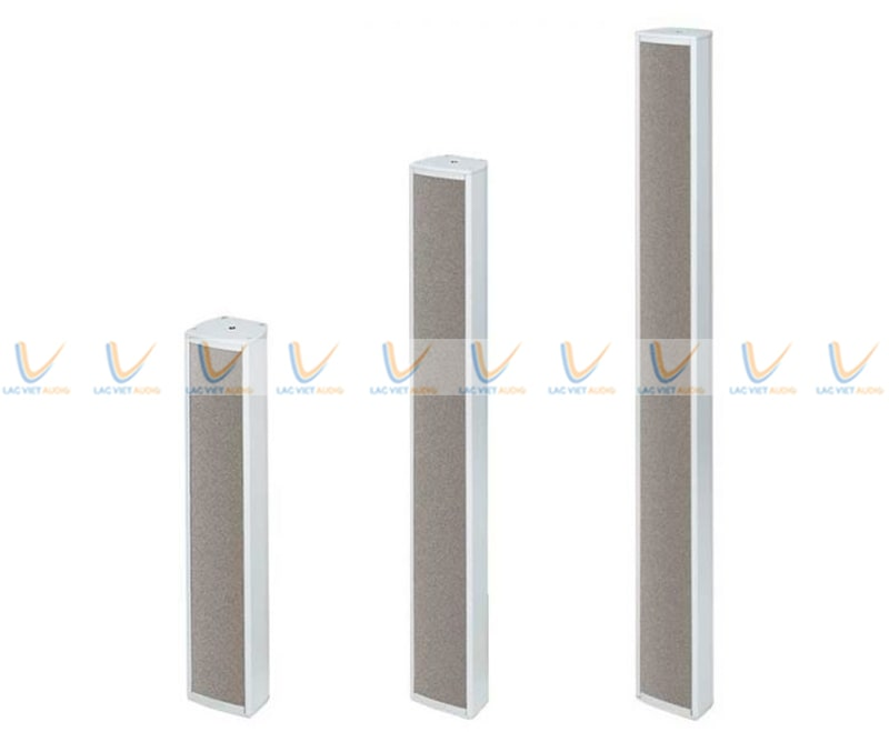 Loa cột Paso C420-EN được làm từ chất liệu cao cấp