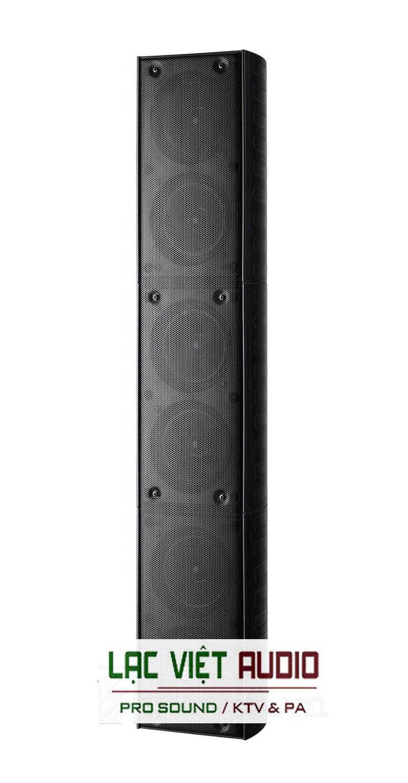 Loa cột TOA TZ-31 với thiết kế nổi bật 6 củ loa cho chất lượng âm thanh vô cùng tuyệt vời