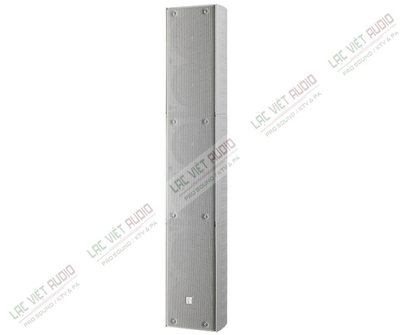 Loa cột Toa có chất lượng âm thanh tốt và độ bền cao