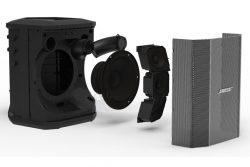 Loa di động bose S1 Pro với hệ thống 4 củ loa riêng biệt