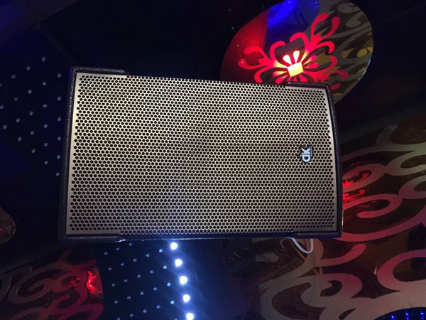 Loa DK VR10 lắp phòng karaoke kinh doanh chuyên nghệp